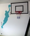 1 WANDMOTIV BASKETBALL